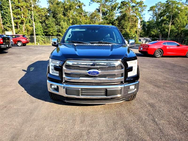 2016 Ford F-150 XL SuperCrew 5.5-ft. Bed 2WD