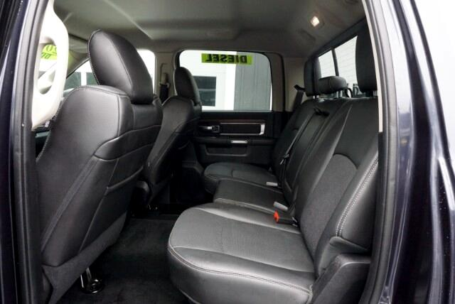 2015 RAM 1500 Laramie Crew Cab LWB 4WD
