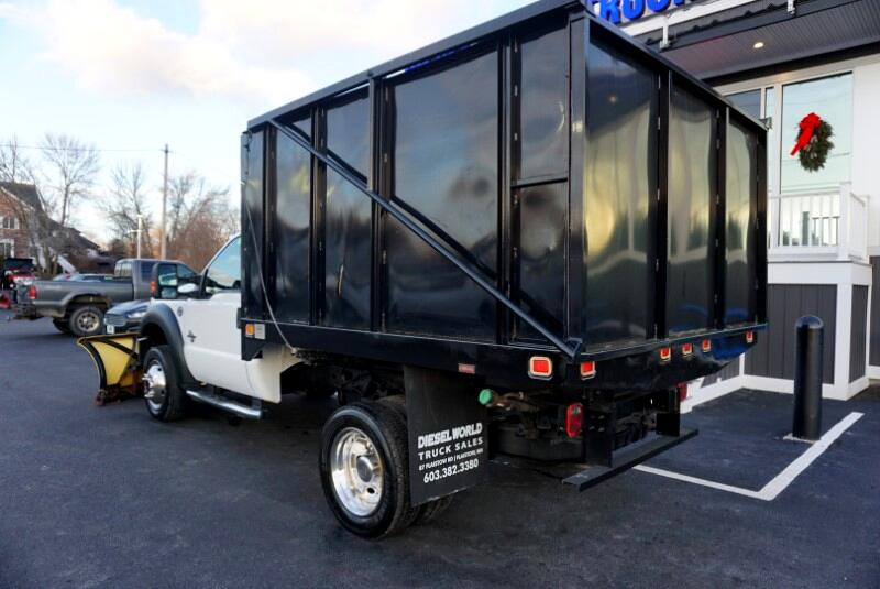 2011 Ford F-550 Regular Cab DRW 4WD