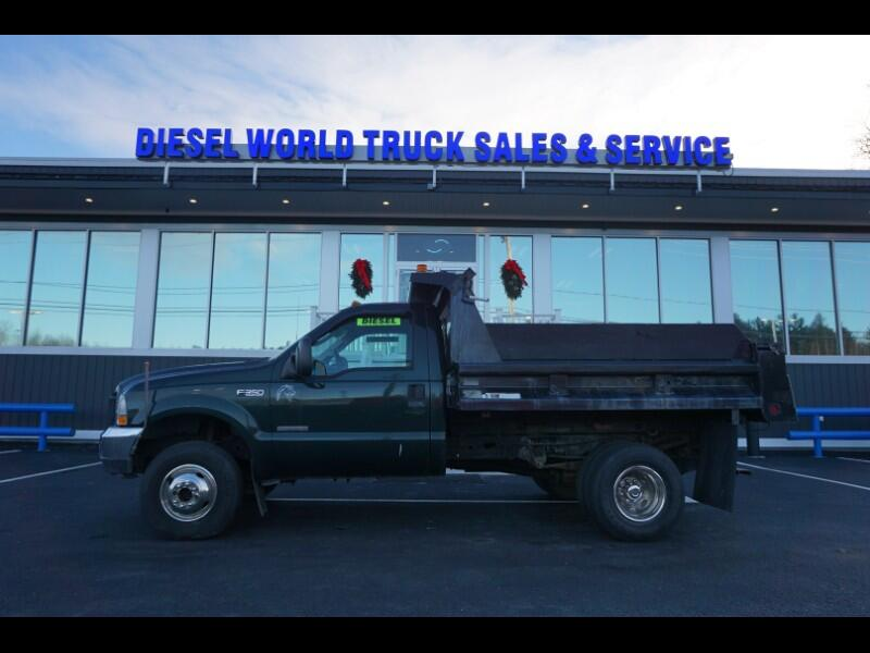 2003 Ford F-350 XL 4WD DRW