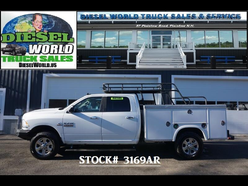 2015 RAM 3500 SLT Crew Cab LWB 4WD