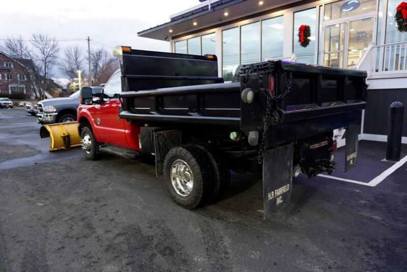 2012 Ford F-350 Reg Chassis Cab 137