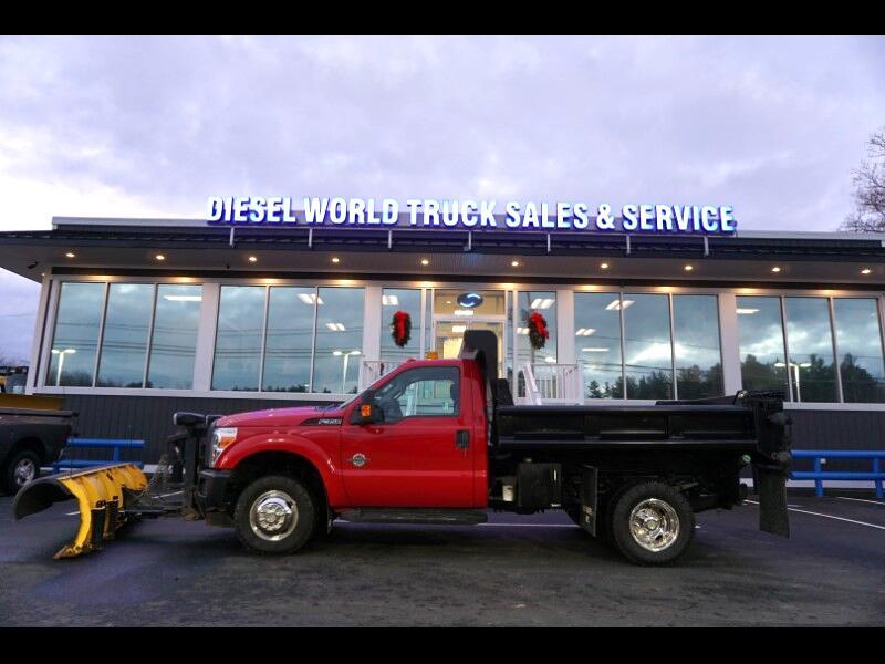 "2012 Ford F-350 Reg Chassis Cab 137"" WB DRW"