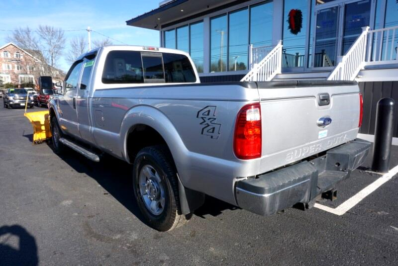2016 Ford F-250 SD XL SuperCab Long Bed 4WD