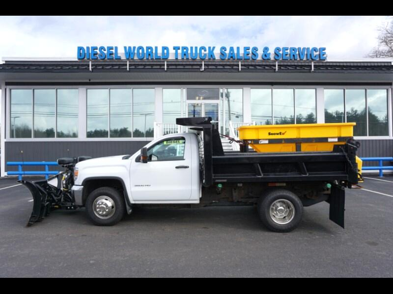 2015 GMC Sierra 3500HD Work Truck DRW 4WD