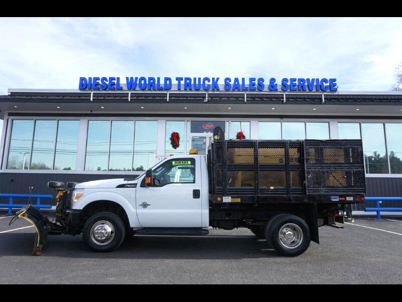 2011 Ford F-350 XL DRW 4WD