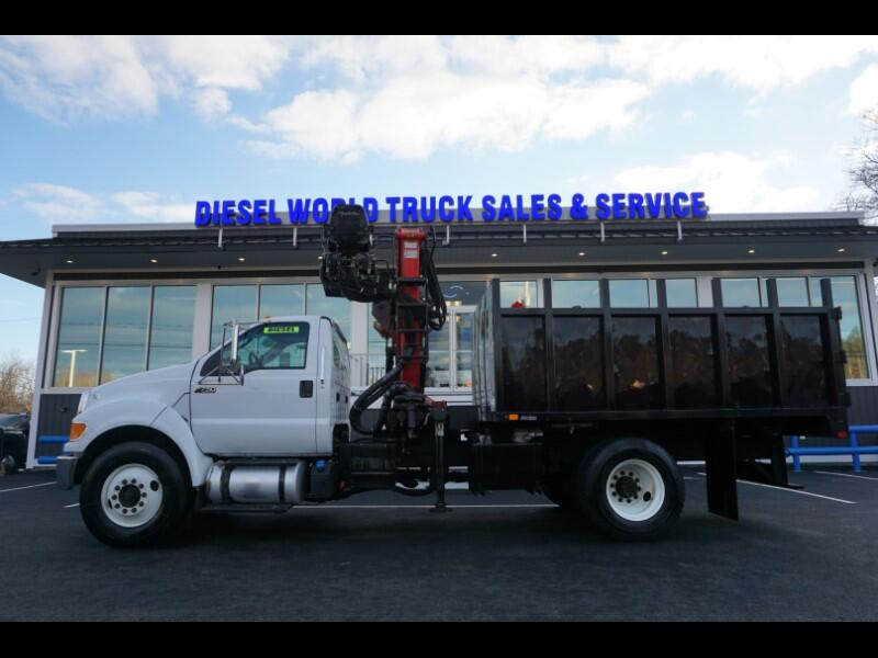 2012 Ford F-750 Regular Cab 2WD DRW