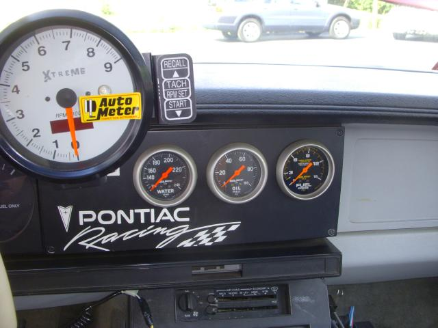 1982 Pontiac Firebird Superstock Drag Car