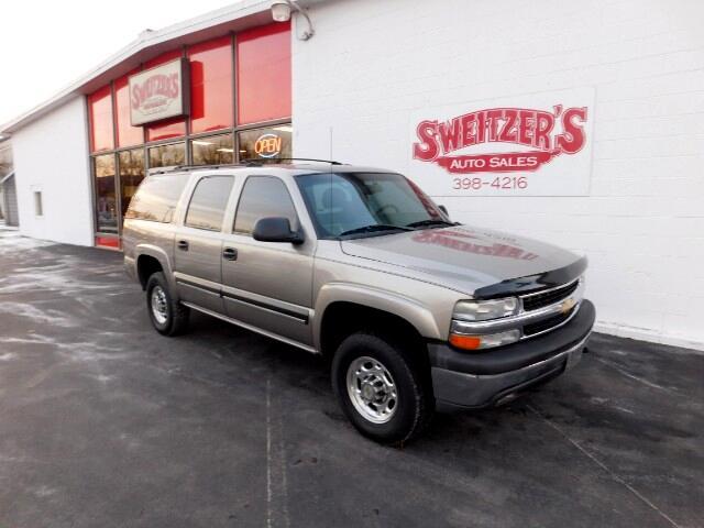 2002 Chevrolet Suburban 2500 4WD