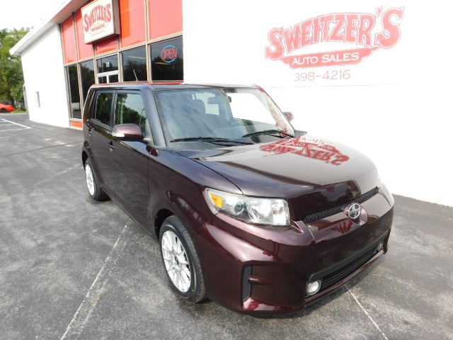 2012 Scion xB 5-Door Wagon 4-Spd AT