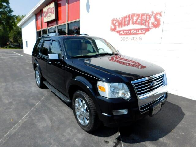 2009 Ford Explorer Limited 4.0L 4WD