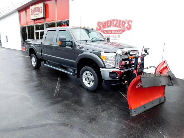 2015 Ford Super Duty F-250 SRW 4WD Crew Cab 156