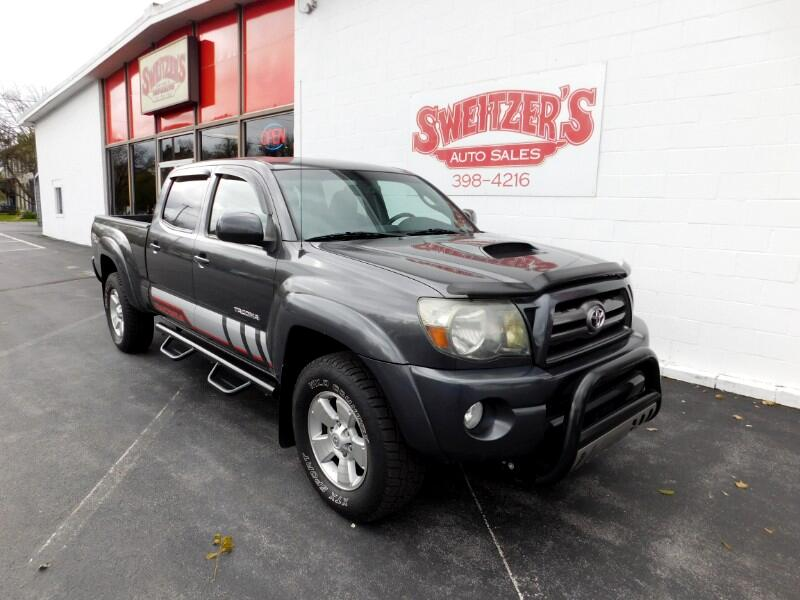 2010 Toyota Tacoma 4WD Double LB V6 AT (Natl)