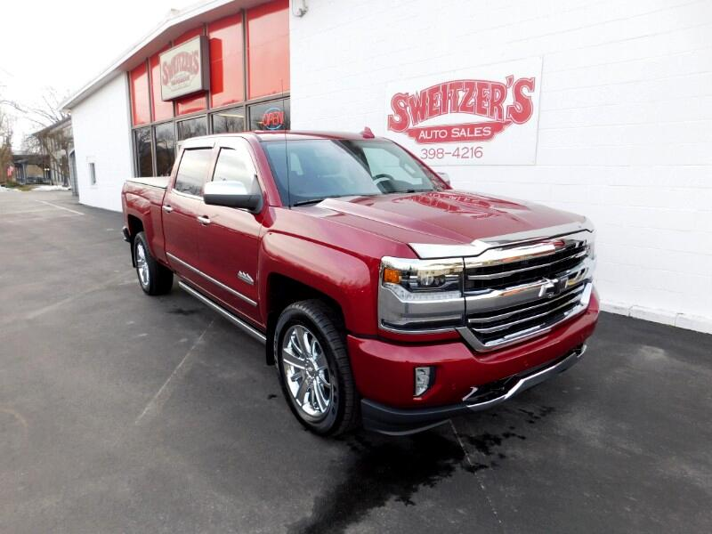 "2018 Chevrolet Silverado 1500 4WD Crew Cab 153.0"" High Country"