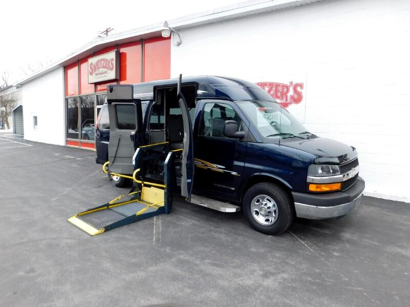 2012 Chevrolet G-Series Van G30 HD