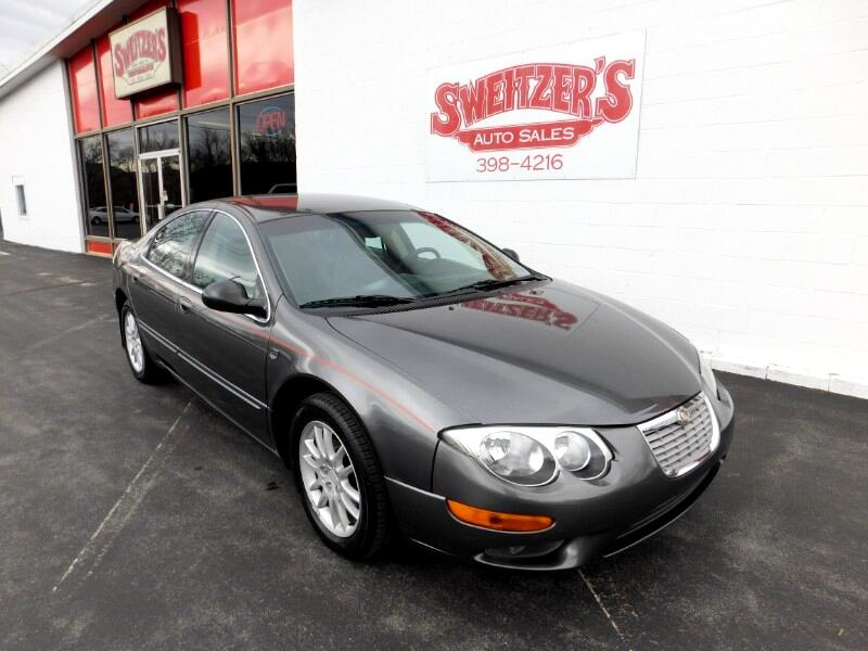2003 Chrysler 300M 4dr Sdn
