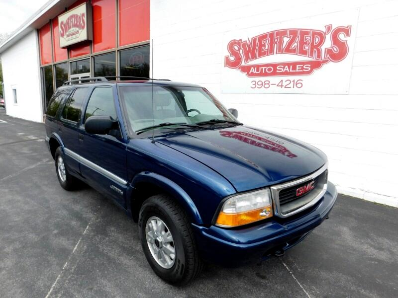 2000 GMC Jimmy 4dr 4WD SLT Convenience