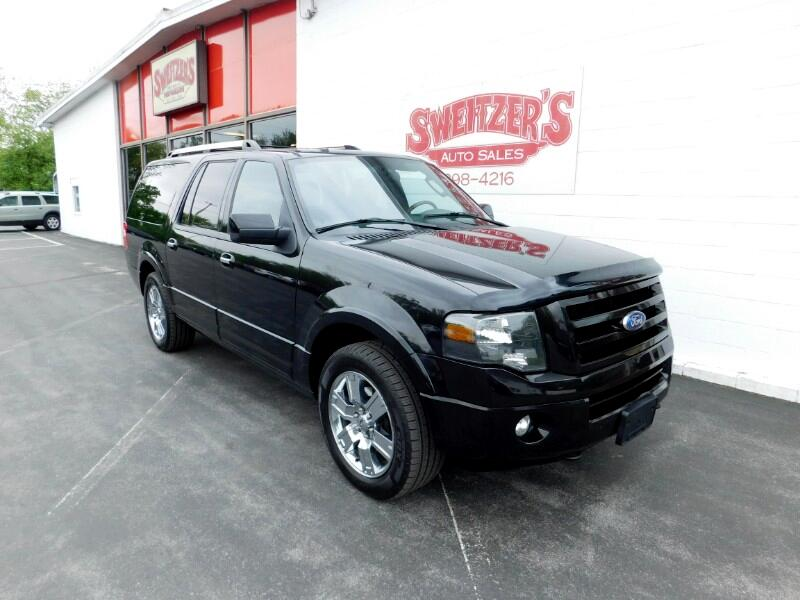 2010 Ford Expedition EL 4WD 4dr Limited