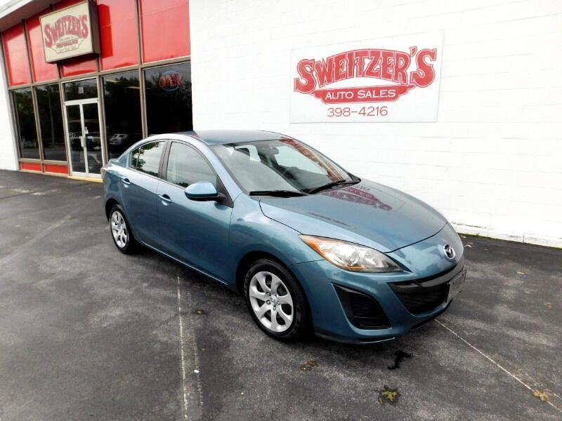 2011 Mazda MAZDA3 4dr Sdn Auto i Sport