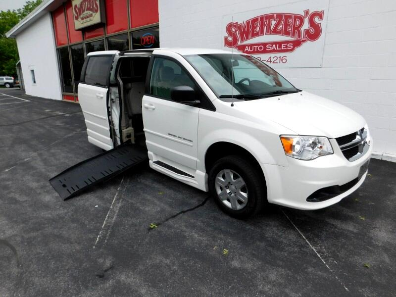 Dodge Grand Caravan 4dr Wgn SE 2012