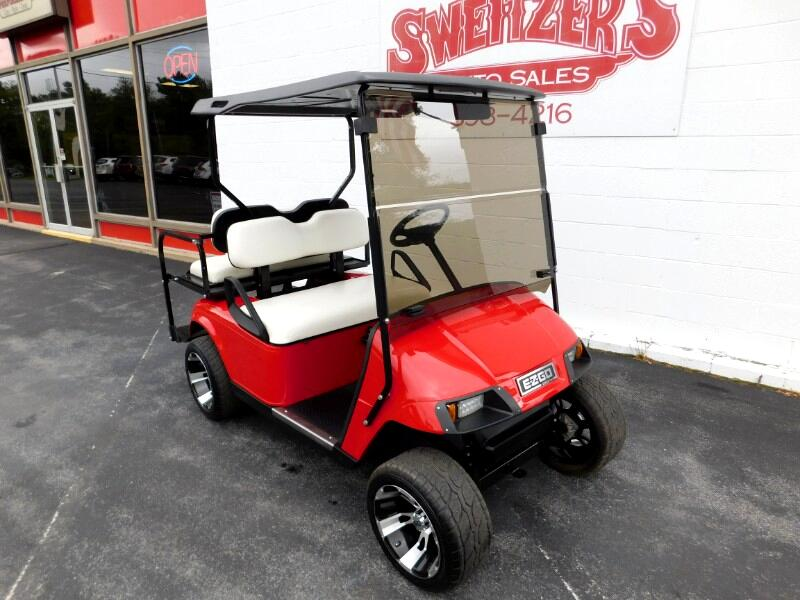 EZ-GO Golf Cart  2012