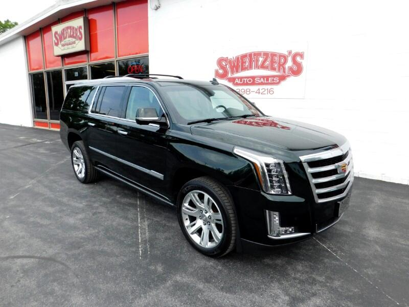 2016 Cadillac Escalade ESV 4WD 4dr Premium Collection