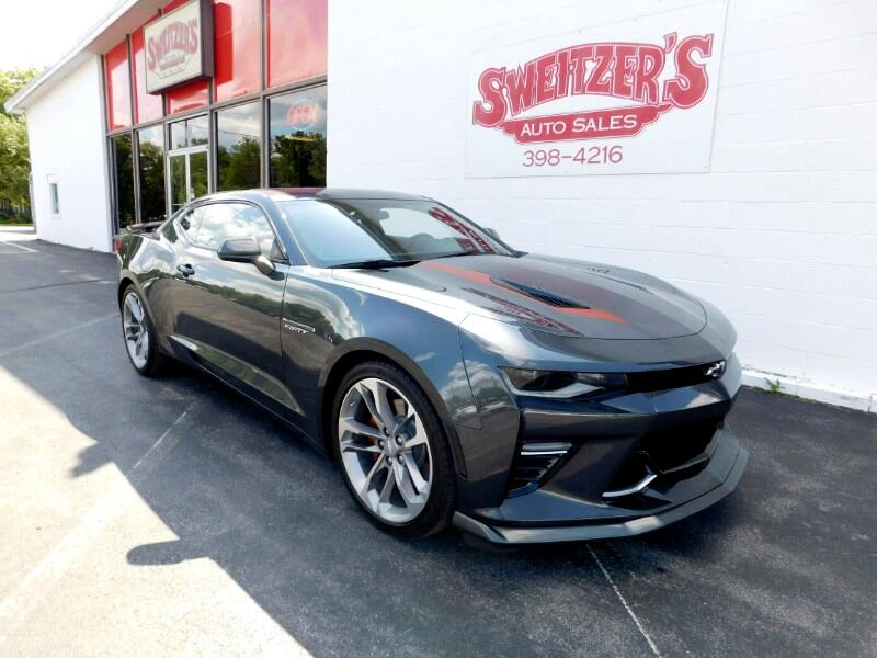2017 Chevrolet Camaro 2dr Cpe SS w/2SS