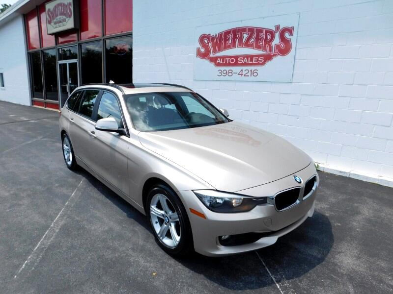 BMW 3 Series 4dr Sports Wgn 328i xDrive AWD 2014