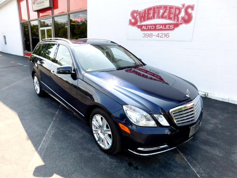 2013 Mercedes-Benz E-Class 4dr Wgn E 350 Sport 4MATIC *Ltd Avail*