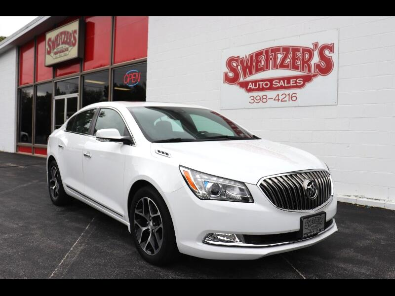 2016 Buick LaCrosse 4dr Sdn Sport Touring FWD