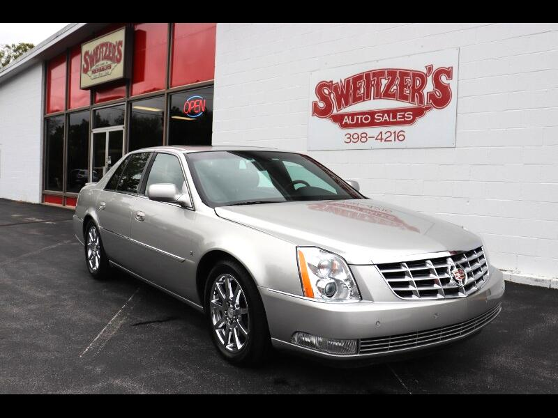 Cadillac DTS 4dr Sdn Performance 2007