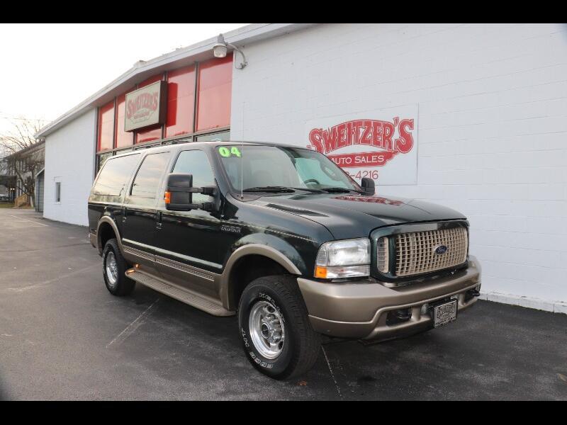 """Ford Excursion 137"""" WB 6.8L Eddie Bauer 4WD 2004"""