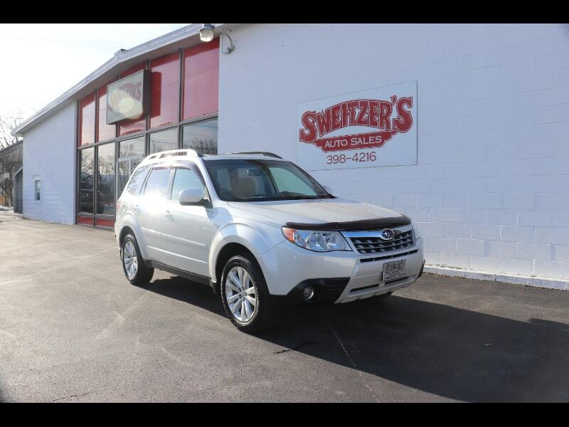 Subaru Forester 4dr Auto 2.5X Limited 2012