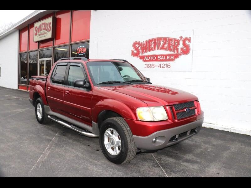 "Ford Explorer Sport Trac 4dr 126"" WB 4WD Premium 2002"