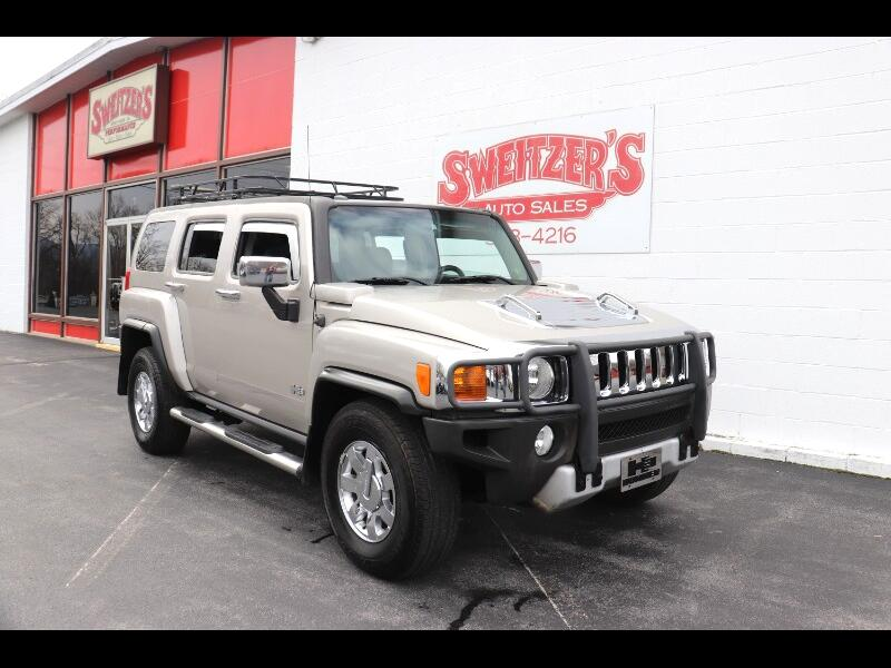 HUMMER H3 4WD 4dr SUV Luxury 2009