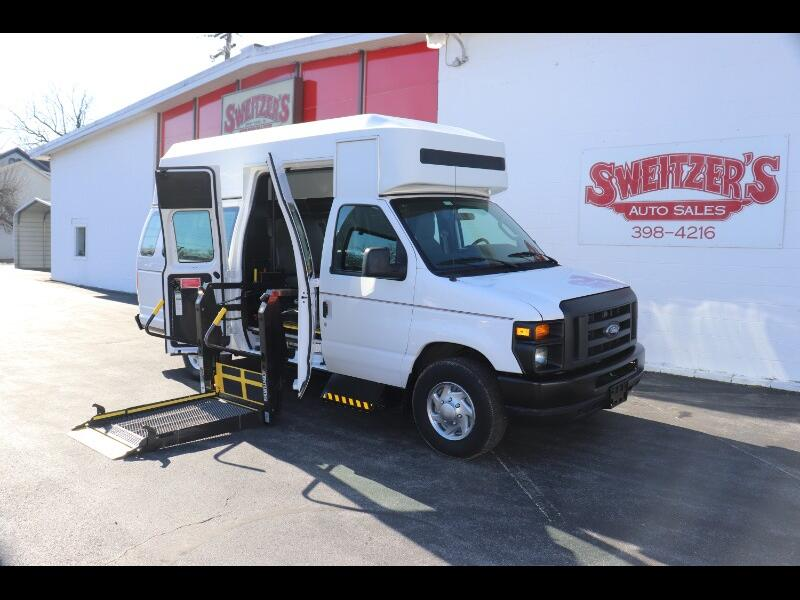 Ford Econoline Cargo Van E-350 Super Duty Ext Commercial 2013