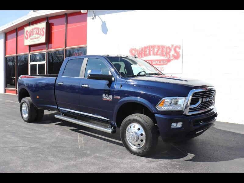 RAM 3500 Limited 4x4 Crew Cab 8' Box 2017