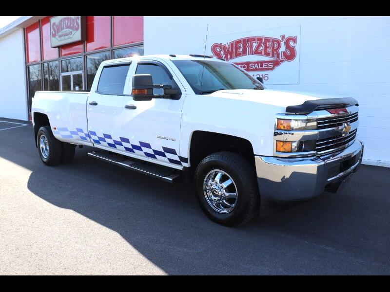 "Chevrolet Silverado 3500HD Built After Aug 14 2WD Crew Cab 167.7"" Work Truck 2015"