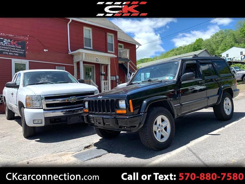 2001 Jeep Cherokee 4WD