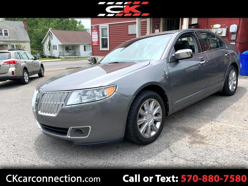 Lincoln Lincoln MKZ AWD 2012