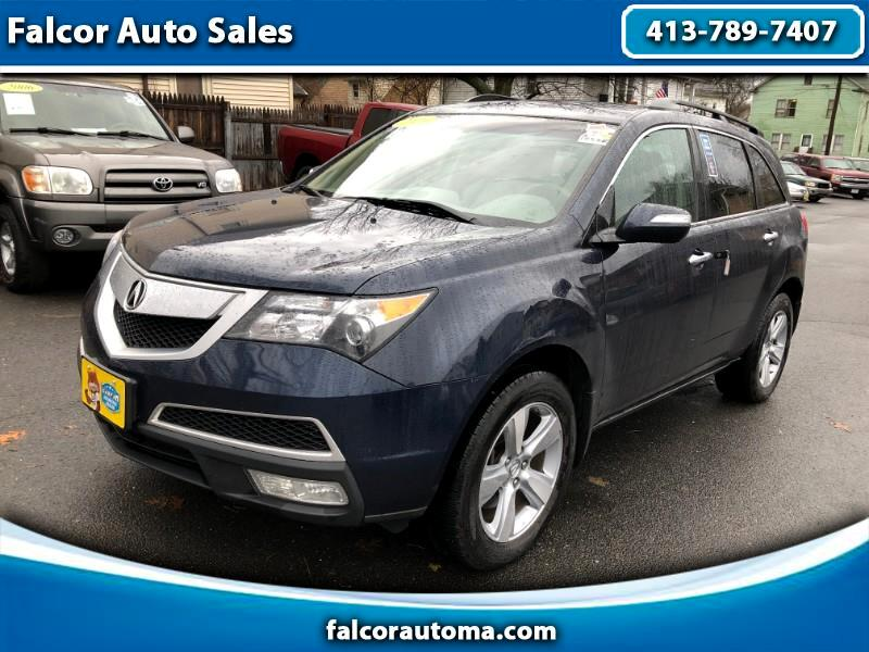 2010 Acura MDX Tech Package
