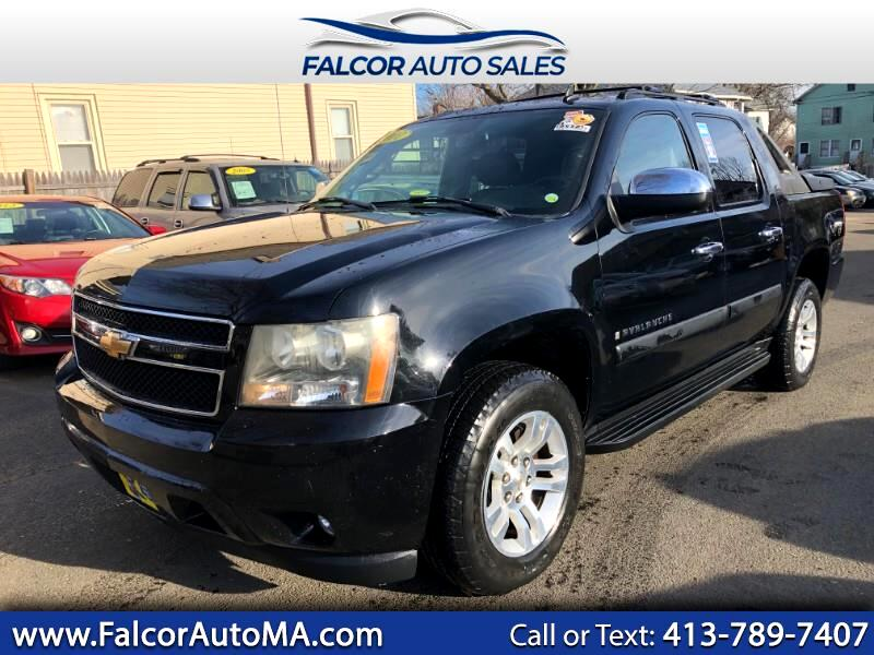 Chevrolet Avalanche LT3 4WD 2007