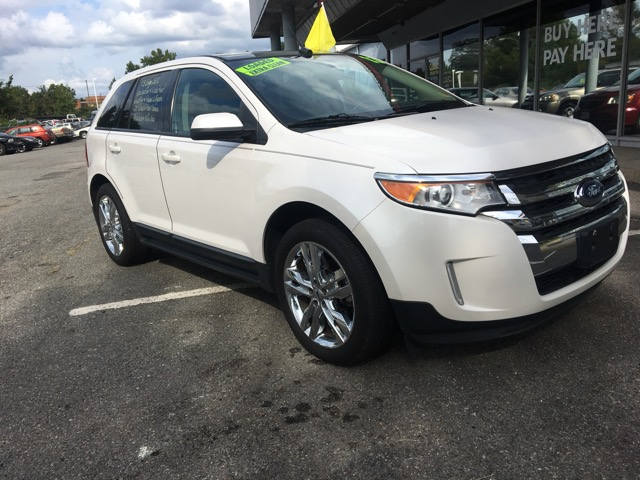 2013 Ford Edge AWD 4dr SEL PLUS