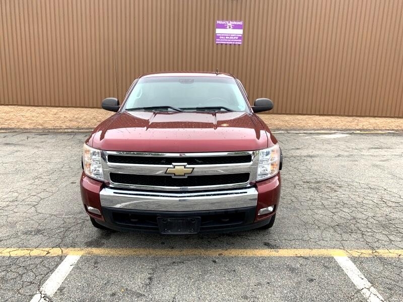 2008 Chevrolet Silverado 1500 1LT Regular Cab Long Box 4WD
