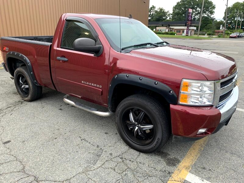 Chevrolet Silverado 1500 1LT Regular Cab Long Box 4WD 2008