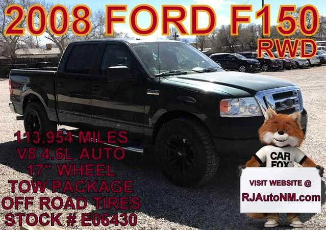 2008 Ford F-150 XL SuperCrew 2WD