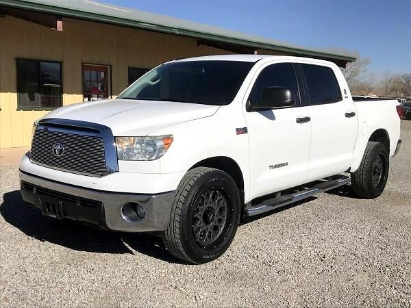 2013 Toyota Tundra Tundra-Grade CrewMax 5.7L 2WD