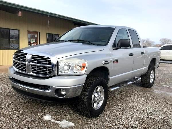 2009 Dodge Ram 2500 SLT Quad Cab Short Bed 4WD