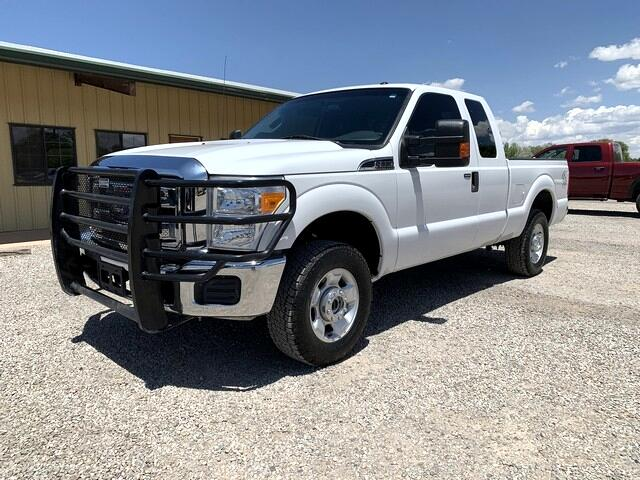 2016 Ford F-250 SD XLT SuperCab 4WD