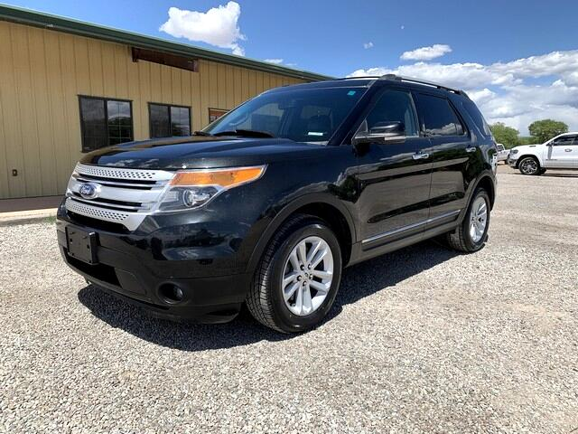 2013 Ford Explorer XLT 4-Door 4WD